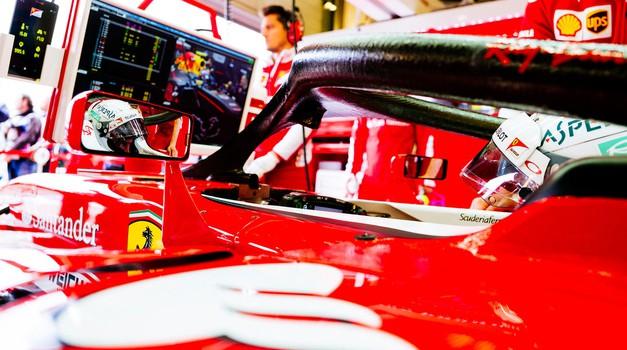 Sestanek moštev F1 in FIA: v sezoni 2018 prihaja nova zaščita kabine (foto: Ferrari)