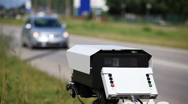 Kazni za prehitro vožnjo v Sloveniji (foto: Avto magazin)