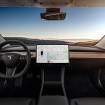 Tesla Model 3 tudi uradno na cesti (foto: Tesla Motors)
