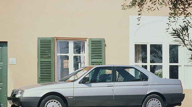 Citroën-Maserati, Saab-Fiat, Lotus-Opel – je le nekaj zanimivih avtomobilskih navez (foto: Alfa Romeo)
