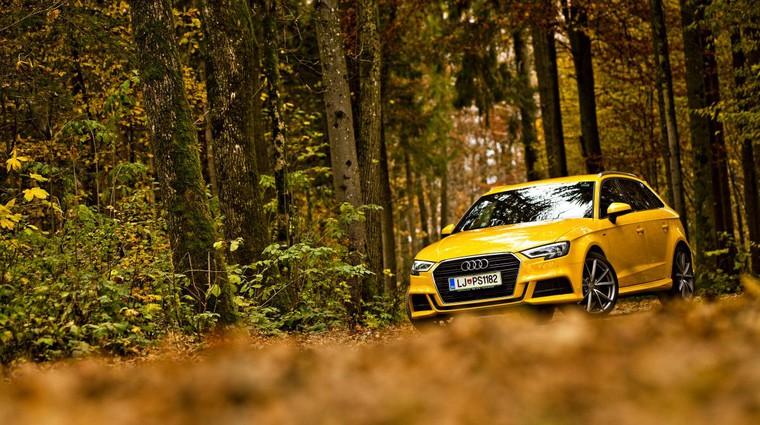 Kratki test: Audi A3 Sportback 2.0 TDI 150 S tronic (foto: Saša Kapetanovič)