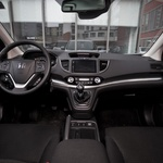 Podaljšani test: Honda CR-V 1.6 i-DTEC 4WD Elegance (foto: Saša Kapetanovič)