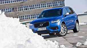 Kratki test: Volvo XC90 T8 Twin Engine R-Design - T8, ne V8!