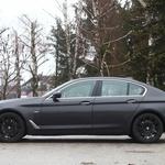 Test: BMW 540i Luxury Line (foto: Saša Kapetanovič)