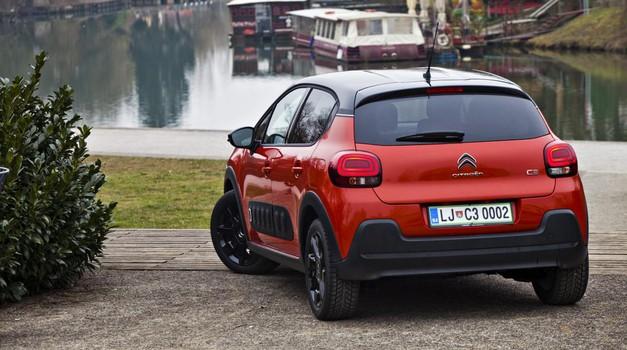 Test: Citroën C3 BlueHDi 100 Shine (foto: Saša Kapetanović)
