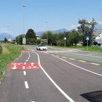 Je vožnja vštric edina možnost izboljšanja varnosti kolesarjev v Sloveniji? (foto: Jure Šujica)