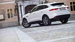 Test: Jaguar F-Pace 2.0 TD4 AWD Prestige