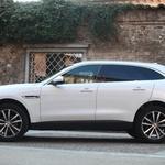 Test: Jaguar F-Pace 2.0 TD4 AWD Prestige (foto: Saša Kapetanovič)