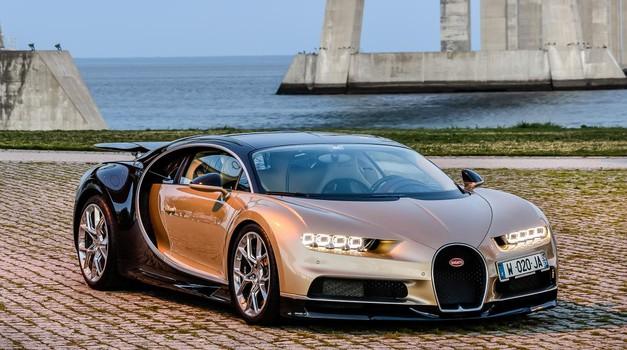 Non plus ultra: vozili smo Bugatti Chiron (foto: Bugatti)