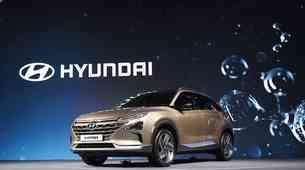 Hyundai je pripravil predogled nove generacije športnega terenca s pogonom na vodikove gorivne celice