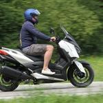 Test: Yamaha X-Max 300 (2017)