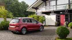 Volkswagen je prenovil Sportsvana