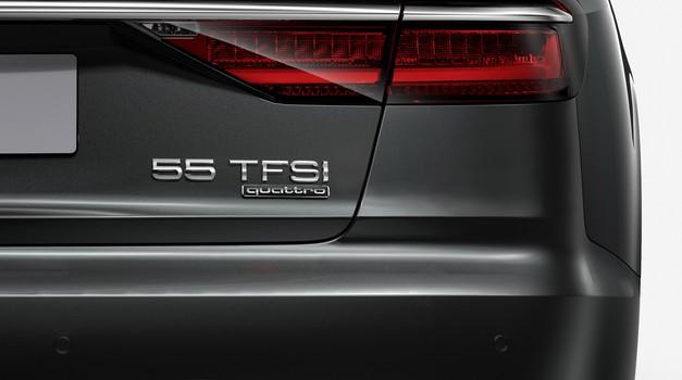 Audi spreminja poimenovanje svojih modelov (foto: Audi)