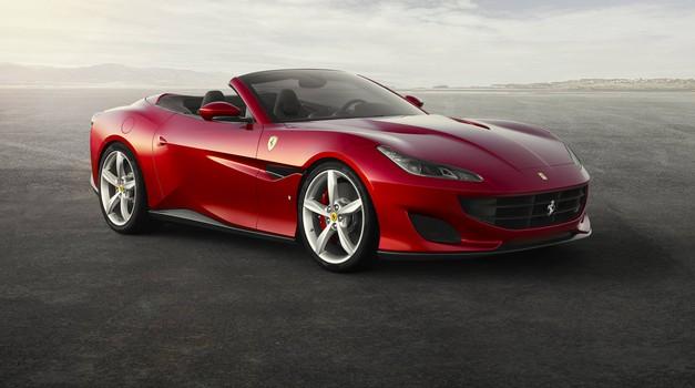 Naslednik Ferrarija Californie T se bo imenoval Portofino (foto: Ferrari)