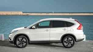 Podaljšani test: Honda CR-V 1.6i - DTEC 4WD Elegance