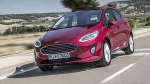 Nova Fiesta je praznik za Ford