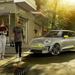 Prve uradne fotografije električnega Minija (foto: BMW)