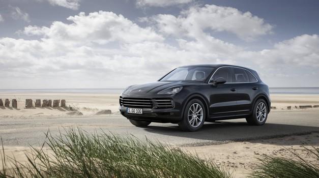 Porsche Cayenne se pelje v tretjo generacijo (foto: Porsche)