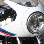 Test: BMW R nineT Racer (foto: Saša Kapetanovič)