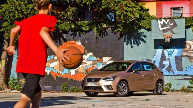 Test: Seat Ibiza 1,0 TSI Xcellence (foto: Saša Kapetanovič)