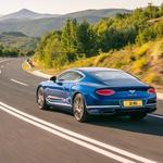 Bentley Continental GT z novo podobo in še več udobja (foto: Bentley)