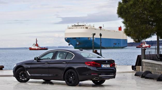 Test: BMW 540i Luxury Line