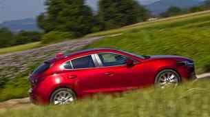 Kratki test: Mazda 3 G120 Revolution