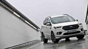 Kratki test: Ford Kuga ST-Line 2,0 TDCI 132 kW Powershift AWD