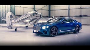 Ko vas naslednjič vprašajo, kateri je vaš sanjski avtomobil, je odgovor Bentley Continental GT