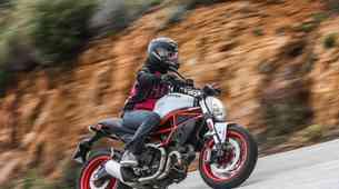 Vozili smo: Ducati Monster 797