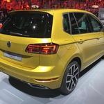 Volkswagen Sportsvan je usklajen z novim Golfom. (foto: Dušan Lukič)