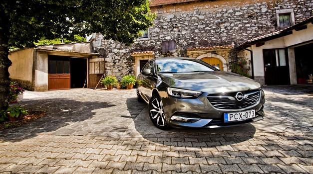 Test: Opel Insignia Grand Sport Dynamic 1.5 Turbo ECOTEC (foto: Saša Kapetanovič)