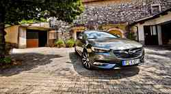 Test: Opel Insignia Grand Sport Dynamic 1.5 Turbo ECOTEC