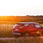 Test: Opel Crossland X 1.2 Turbo Innovation (foto: Saša Kapetanovič)
