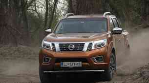 Kratki test: Nissan Navara Tekna