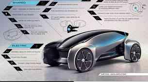 Frankfurt: Jaguar Land Rover se elektrificira - do 2020 nič več bencina, napovedujejo