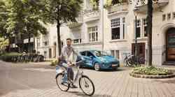 Frankfurt: Ford in Deutsche Bahn v skupen projekt souporabe koles z aplikacijo FordPass