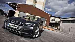 Test: Audi A5 2.0 TDI Sport