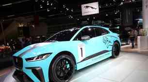 Formula E in Jaguar bosta ustanovila spremljevalno prvenstvo električnih avtomobilov