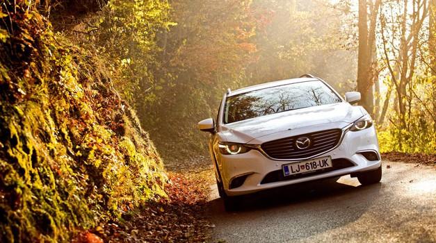 Kratki test: Mazda 6 Karavan CD 175 (foto: Saša Kapetanović)