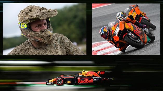 Kako hiter bo motokrosist Cairoli na MotoGP dirkalniku in v Formuli 1? (foto: KTM/Red Bull Racing)