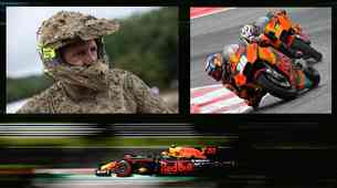 Kako hiter bo motokrosist Cairoli na MotoGP dirkalniku in v Formuli 1?