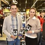 Pod blagovno znamko Iconis Specialty Coffe sta podpisana Valentina Radič in Gregor Gazvoda. (foto: Igor Zaplatil)