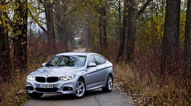 Kratki test: BMW 320i xDrive Gran Turismo