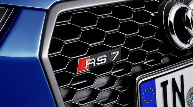 Razkrivamo: Novi Audi RS7 bo imel priključno hibridni pogon (foto: Audi)