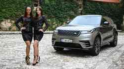 Novo v Sloveniji: Range Rover Velar