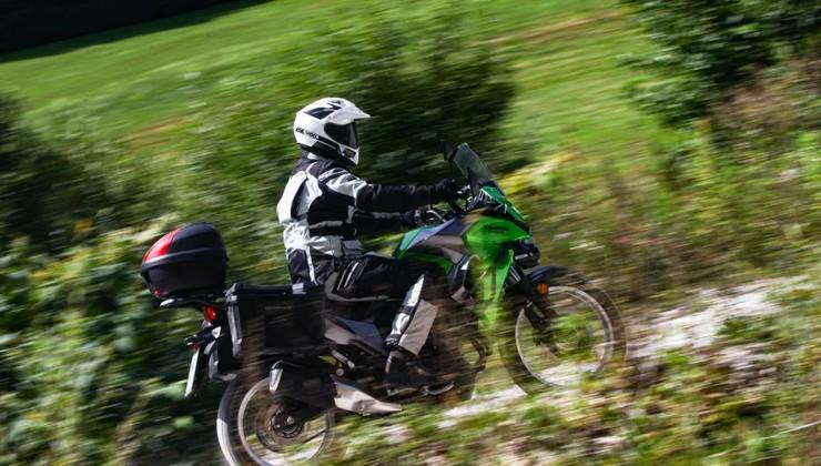 Test: Kawasaki Versys 300 (2017)