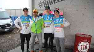 V živo iz MXON: Slovenci pred dirko sproščeni in optimistični