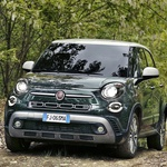 Fiat začel s proizvodnjo modela 500 L City Cross (foto: FCA)