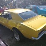 Ameriške sanje na Ježici: 2.000-'konjski' Mustang, Trans Am iz nadaljevanke Knight Rider, ... (foto: Jure Šujica)